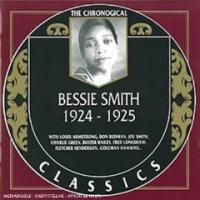 Bessie Smith. 1924-1925