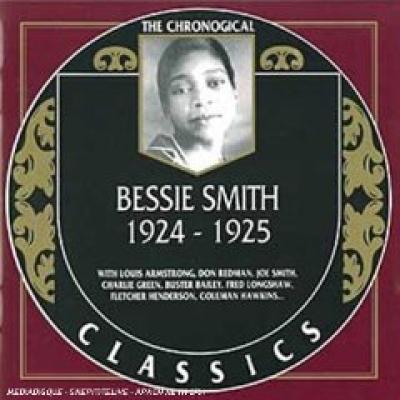Bessie Smith. 1924-1925