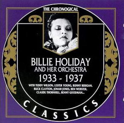 Billie Holiday. 1933-1937