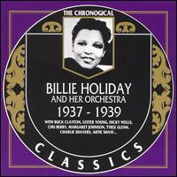 Billie Holiday. 1937-1939