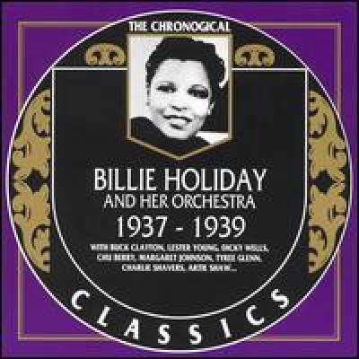 Billie Holiday. 1937-1939