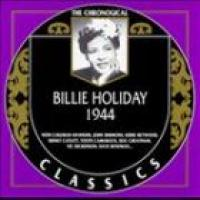 Billie Holiday. 1944