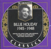 Billie Holiday. 1945-1948
