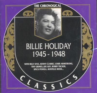 Billie Holiday. 1945-1948