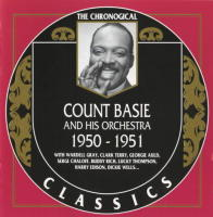 Count Basie. 1950-1951