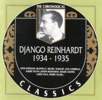 Django Reinhardt. 1934-1935