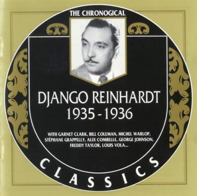 Django Reinhardt. 1935-1936