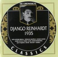Django Reinhardt. 1935