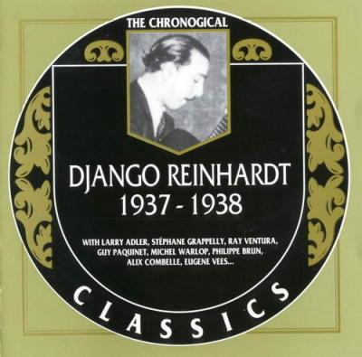 Django Reinhardt. 1937-1938