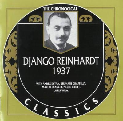 Django Reinhardt. 1937. Vol 1