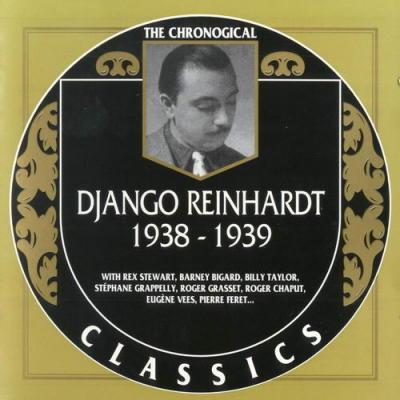Django Reinhardt. 1938-1939