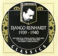 Django Reinhardt. 1939-1940