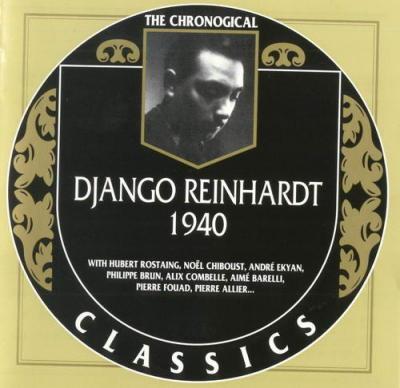 Django Reinhardt. 1940