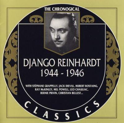 Django Reinhardt. 1944-1946