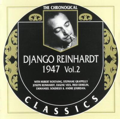 Django Reinhardt. 1947. Vol 2