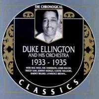 Duke Ellington, 1933-1935