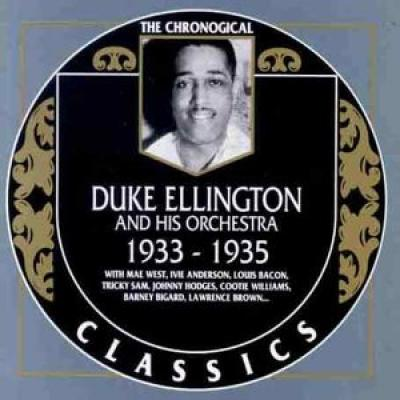 Duke Ellington, 1933-1935