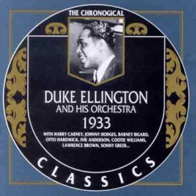 Duke Ellington, 1933