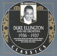 Duke Ellington, 1936-1937