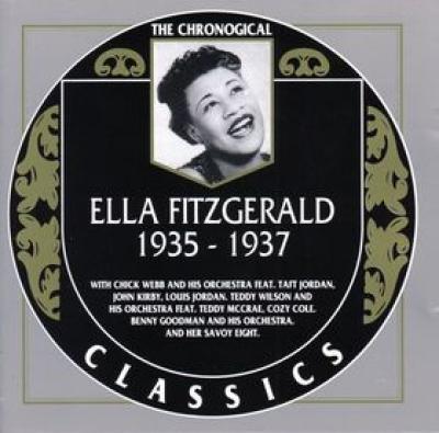 Ella Fitzgerald. 1935-1937