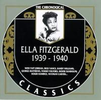 Ella Fitzgerald. 1939-1940