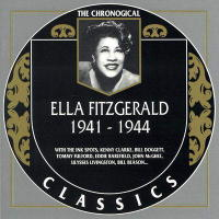 Ella Fitzgerald. 1941-1944