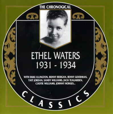 Ethel Waters. 1931-1934