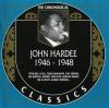John Hardee. 1946-1948