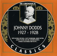 Johnny Dodds. 1927-1928