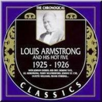Louis Armstrong. 1925-1926