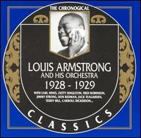 Louis Armstrong. 1928-1929