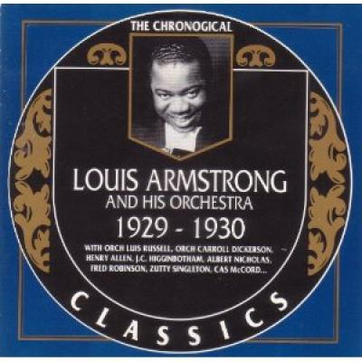 Louis Armstrong. 1929-1930