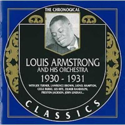 Louis Armstrong. 1930-1931