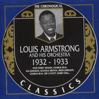 Louis Armstrong. 1932-1933