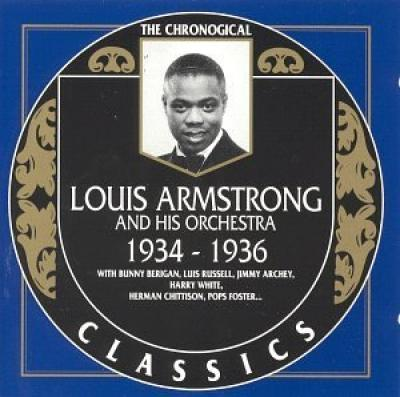 Louis Armstrong. 1934-1936