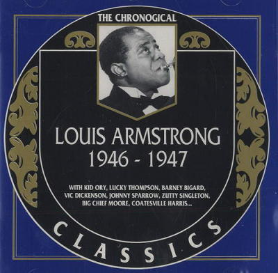 Louis Armstrong. 1946-1947