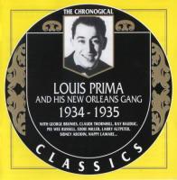 Louis Prima. 1934-1935