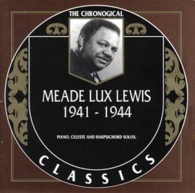 Meade Lux Lewis. 1941-1944