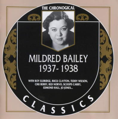 Mildred Bailey. 1937-1938
