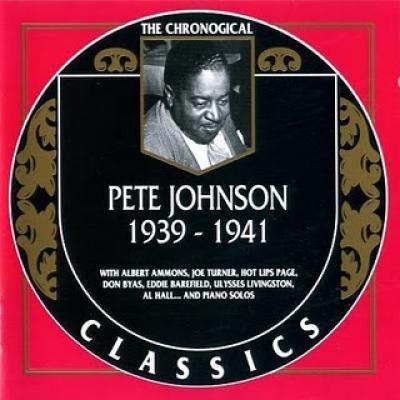 Pete Johnson. 1939-1941