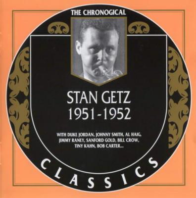 Stan Getz. 1951-1952