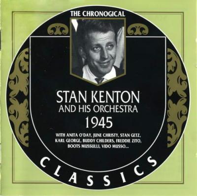 Stan Kenton. 1945