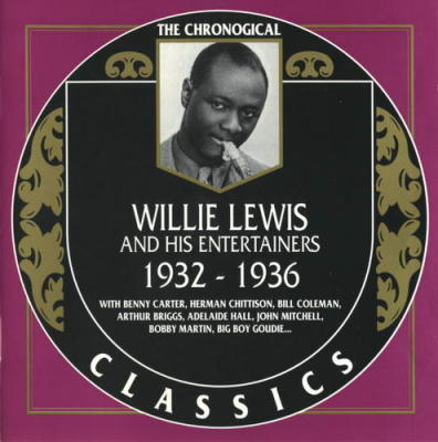 Willie Lewis. 1932-1936