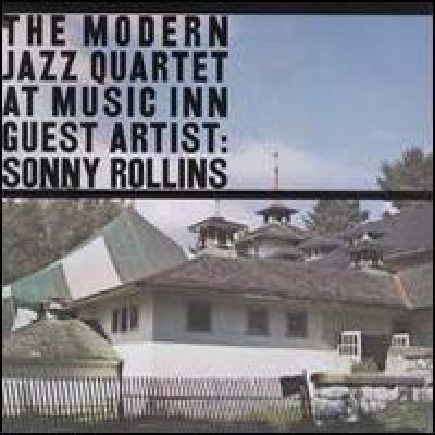 Sonny Rollins With Modern Jazz Quartet Art Blakey And Kenny Drew Sonny Rollins With The Modern Jazz
