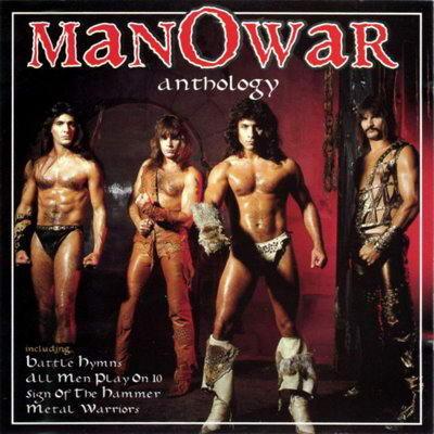Manowar. Anthology