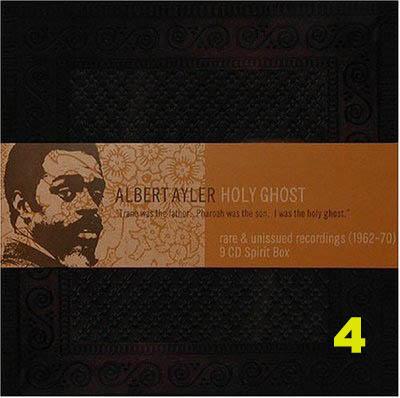 Albert Ayler Spirits Rejoice