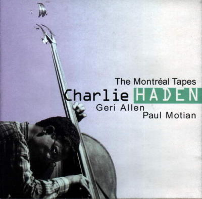 The Montreal Tapes. Vol3. with Geri Allen and Paul Motian