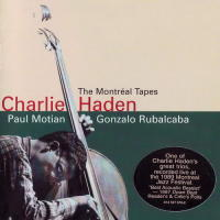 The Montreal Tapes. Vol4. with Paul Motian and Gonzalo Rubalcaba